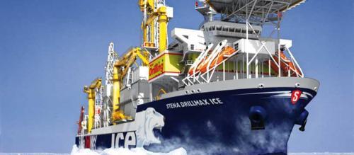 Stena Drillmax Ice Class Drillship