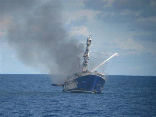 Cape Elizabether fire 002