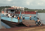 Times of India: Chorao locals paralyze ferry services