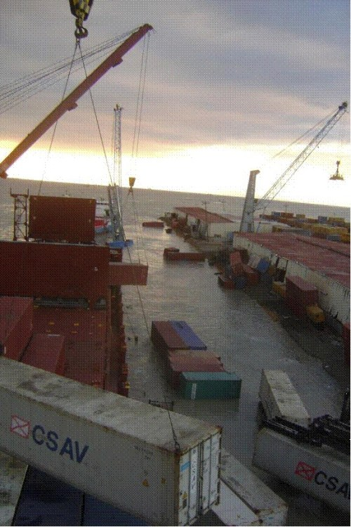 Port Au Prince Earthquake Damage