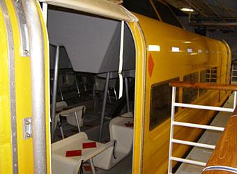 largest lifeboat inside schat harding