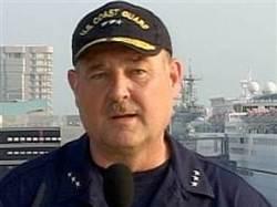 USCG Admiral Thad Allen
