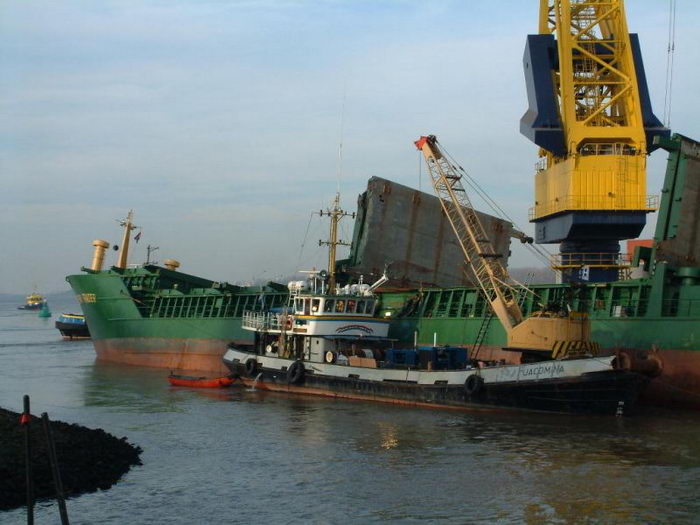 gCaptain Maritime / Ship Disaster Photos