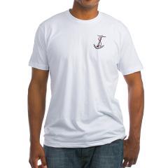 Buy a gCaptain T-shirt with Anchor Logo