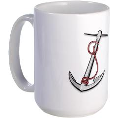 Buy a gCaptain Coffee Mug with Anchor Logo