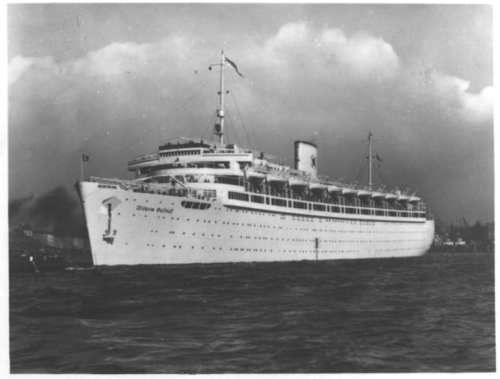 Wilhelm Gustloff - Hitlers Titanic