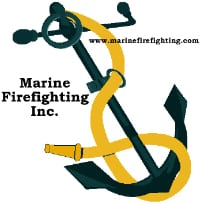 Marine Firefighting Logo
