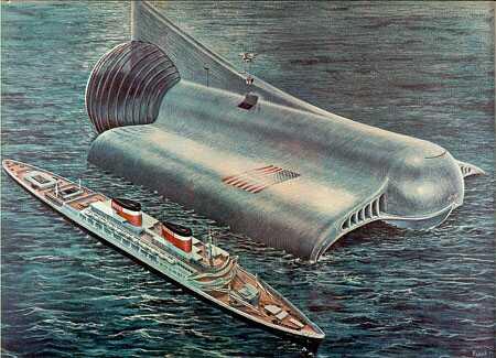 future cruise ship design