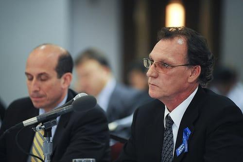 100823-G-5682D-110-Daun Winslow testifies at joint investigation
