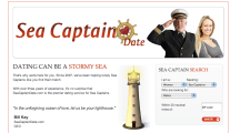 Are You a Sea Captain Looking for Love? Well Look No Further…