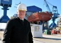 Chief of Naval Operations visits Bath Iron Works