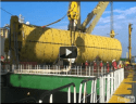 Ultra-deepwater Free Standing Hybrid Riser Installation (VIDEO)