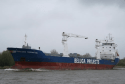 M/V Beluga Nomination released, condition of crew unknown