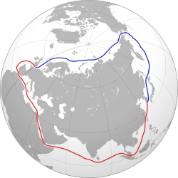 Arctic Shipping Routes - Northwest Passage