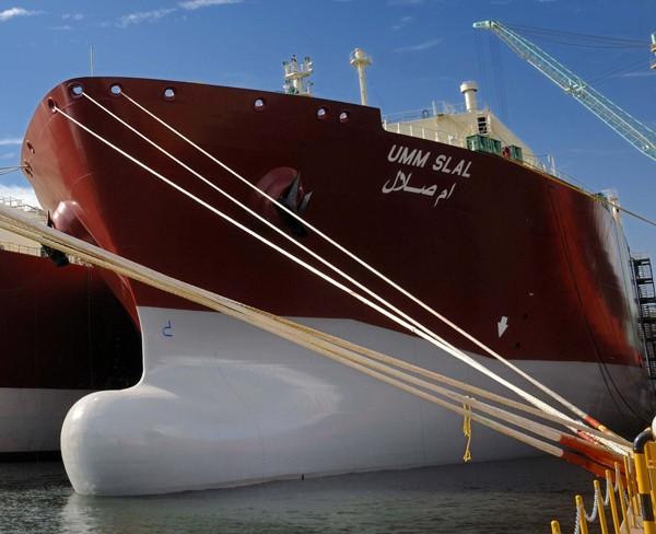 qatar gas LNG tanker