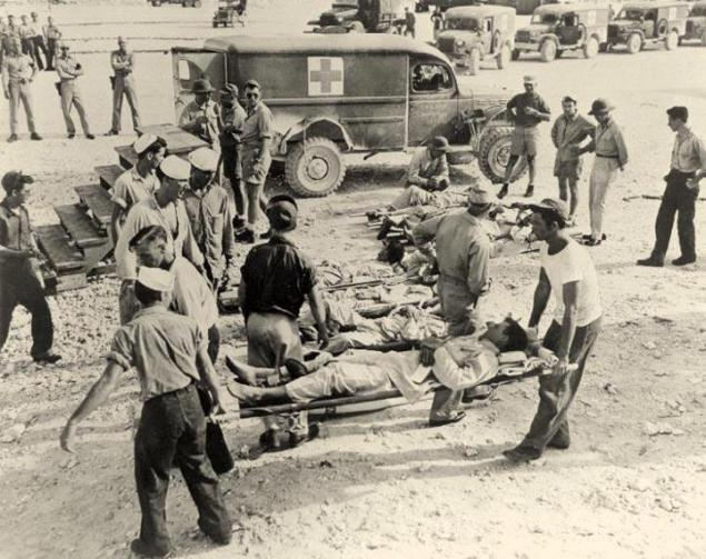 USS Indianapolis survivors
