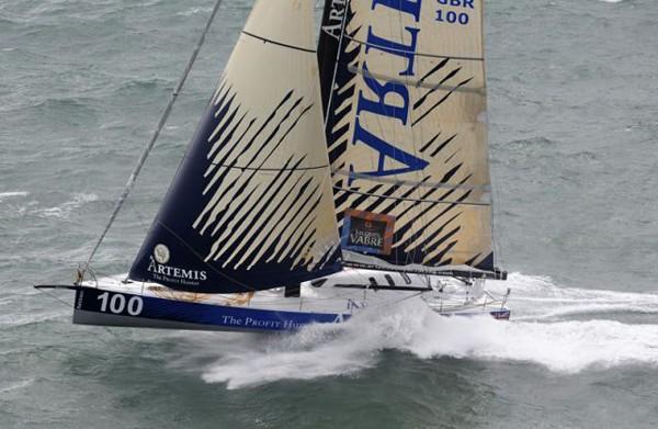 Artemis Ocean Racing Rick Tomlinson
