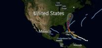 U.S. East Coast Braces as Irene Strengthens, US Navy and merchant vessels put to sea