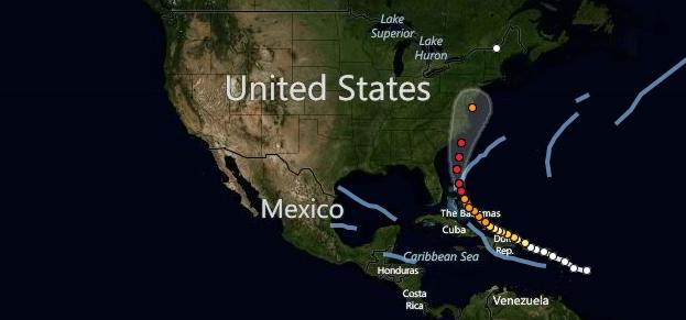Hurricane-Irene-Tracker-map