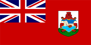Flag of Bermuda Red Ensign