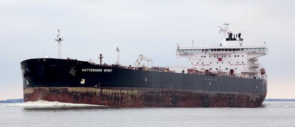 Matterhorn Spirit Teekay oil tanker
