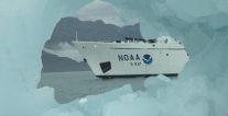 NOAA Ship Rainier Heads North To Map Digital Charts in 3D