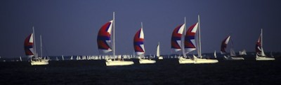 Navy Sailing Colgate 26 sail training offshore sailing annapolis