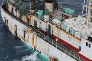 Shark Remains, Rats and Rust – USCG Detains Illegal Drift Net Fishermen
