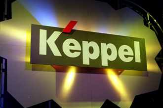 Keppel Corp Shipbuilding