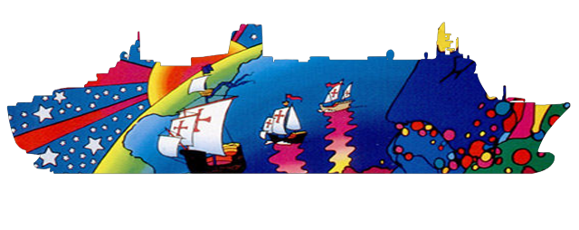 peter-max-Norwegian-cruise-ship