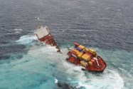 Report: Initial Response to MV Rena Grounding Flawed, But Overall Effective