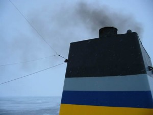 ship emissions - Seawater Scrubbing