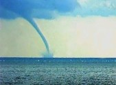 Waterspout Causes Liftboat to Capsize Off Louisiana Coast