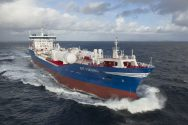 BIT VIKING – World's First LNG Product Tanker Enters Service