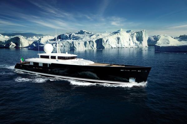 Perini Navi Galileo G Ice-class