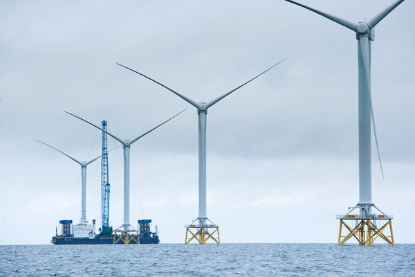 Offshore Wind Farm Installation