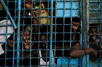 pirate prison somalia somali