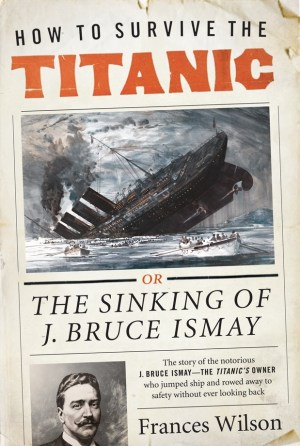 How to Survive the Titanic Cover