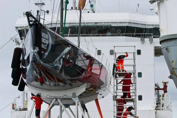 Volvo Ocean Race Mar Mostro Team Bremen