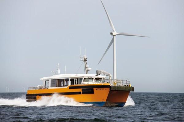 windcat offshore wind