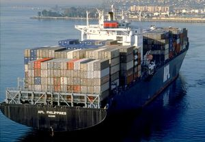 APL Containership