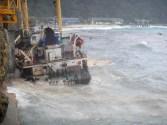 M/V Tycoon maritime australia ship aground christmas island