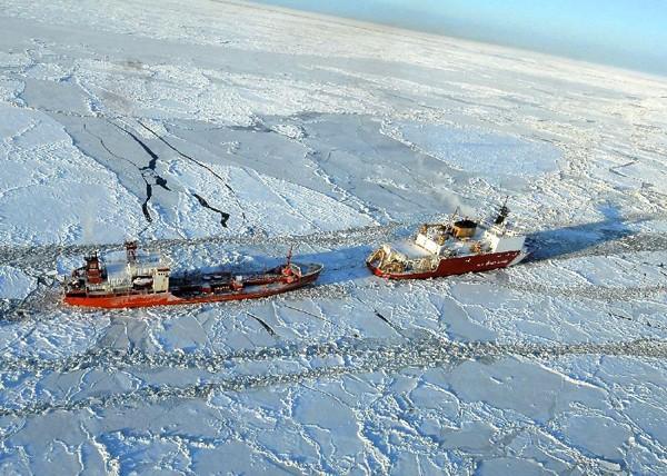 uscgc healy icebreaker arctic renda