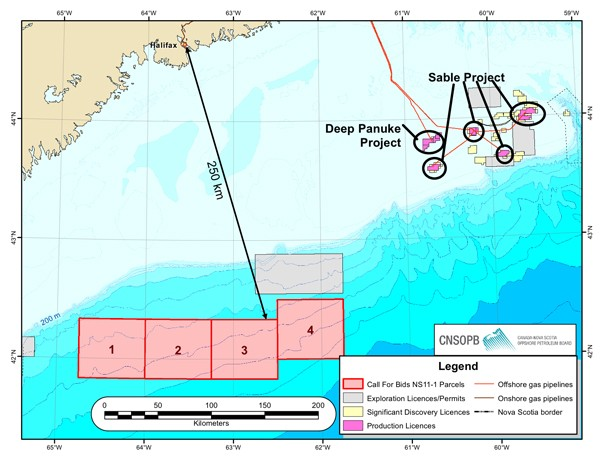 shell nova scotia bid exploration