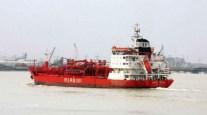 Hijacked MT Enrico Levoli Conducting Mothership Operations in Gulf of Aden [ADVISORY]