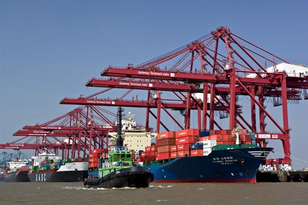 Container operations Gateway Terminals India Mumbai