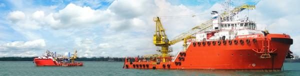 workboats OSV PSV offshore supply platform vessels