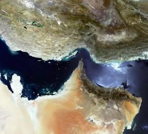 strait of hormuz iran