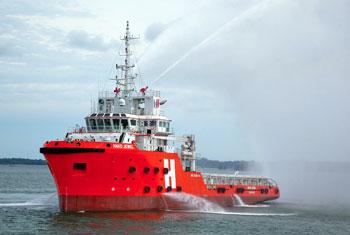 AHTS anchor handling tug supply