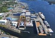 Vigor Industrial Acquires Alaska Ship & Drydock